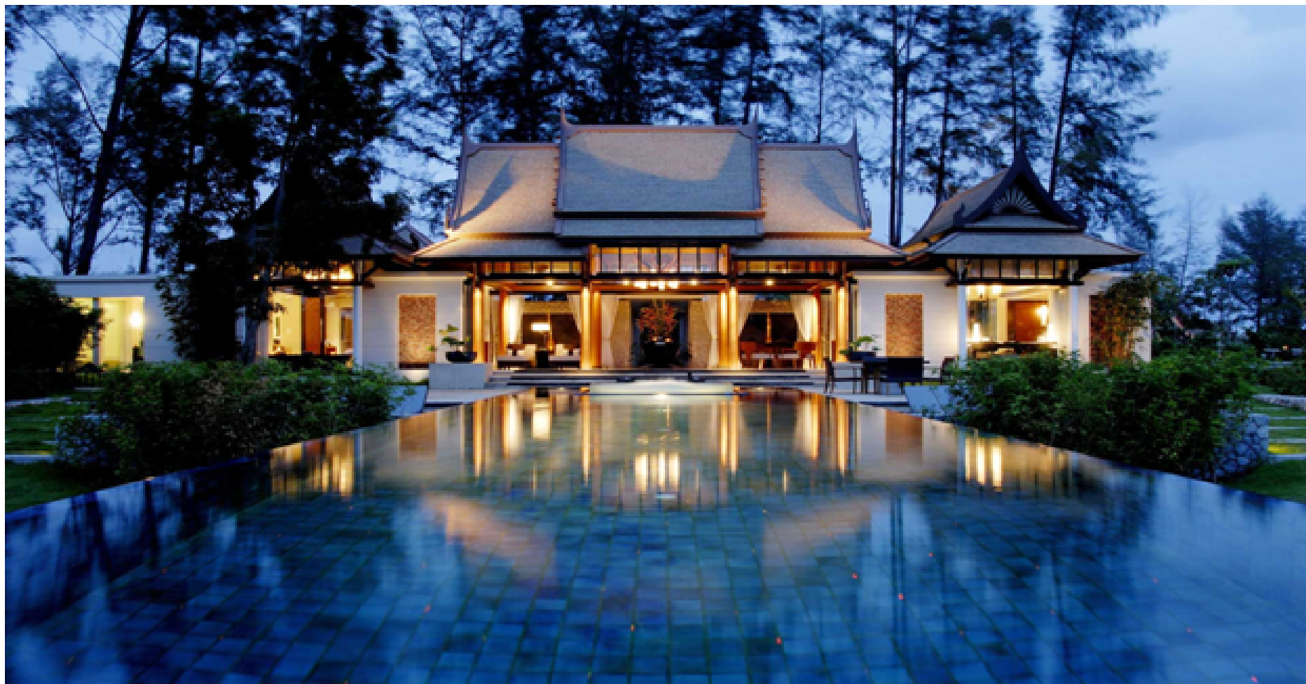 The top 6 luxury hotels in thailand for a luxurious stay for Luxury hotel stays
