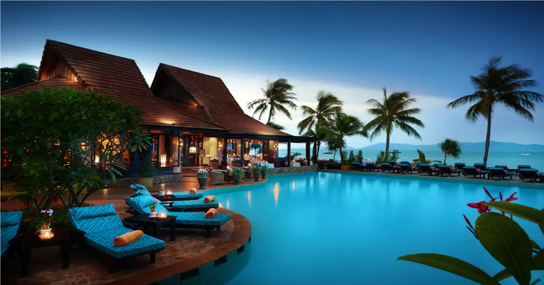 THE 5 BEST BUDGET HOTELS IN THAILAND