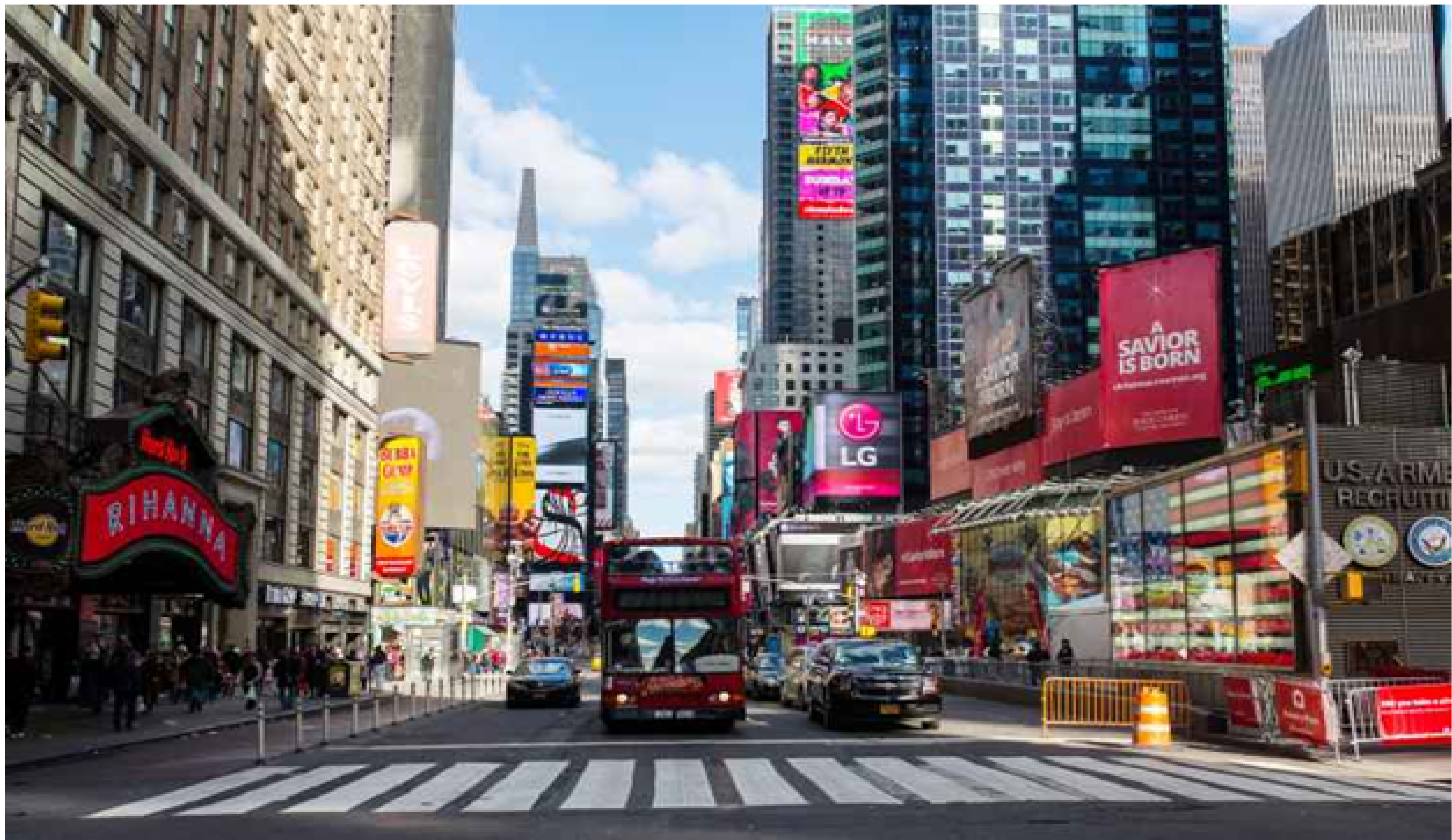 10 Excellent Places to Visit in New York