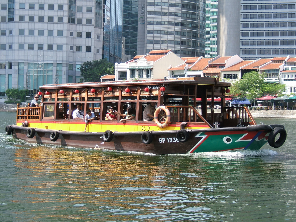Singapore's Bumboat Tour