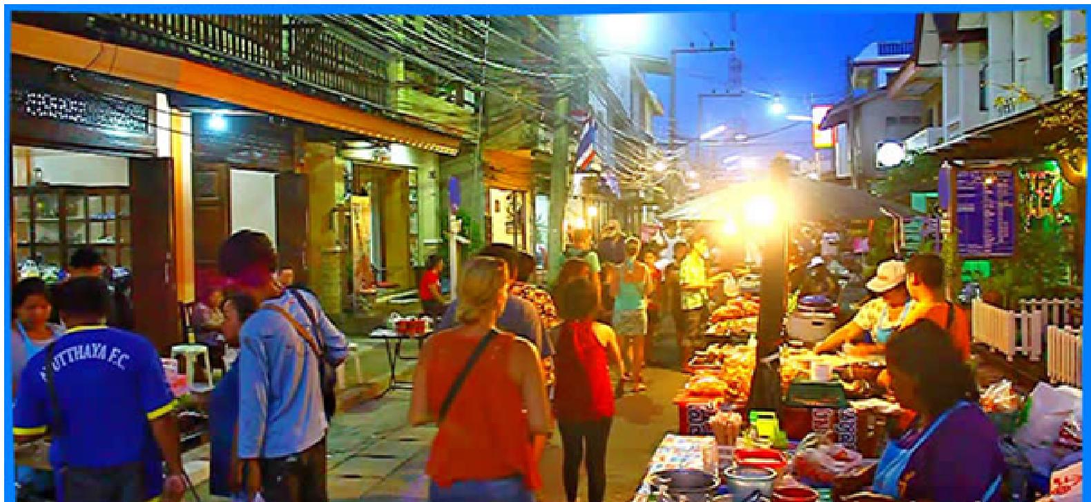 Thong Sala Walking Street