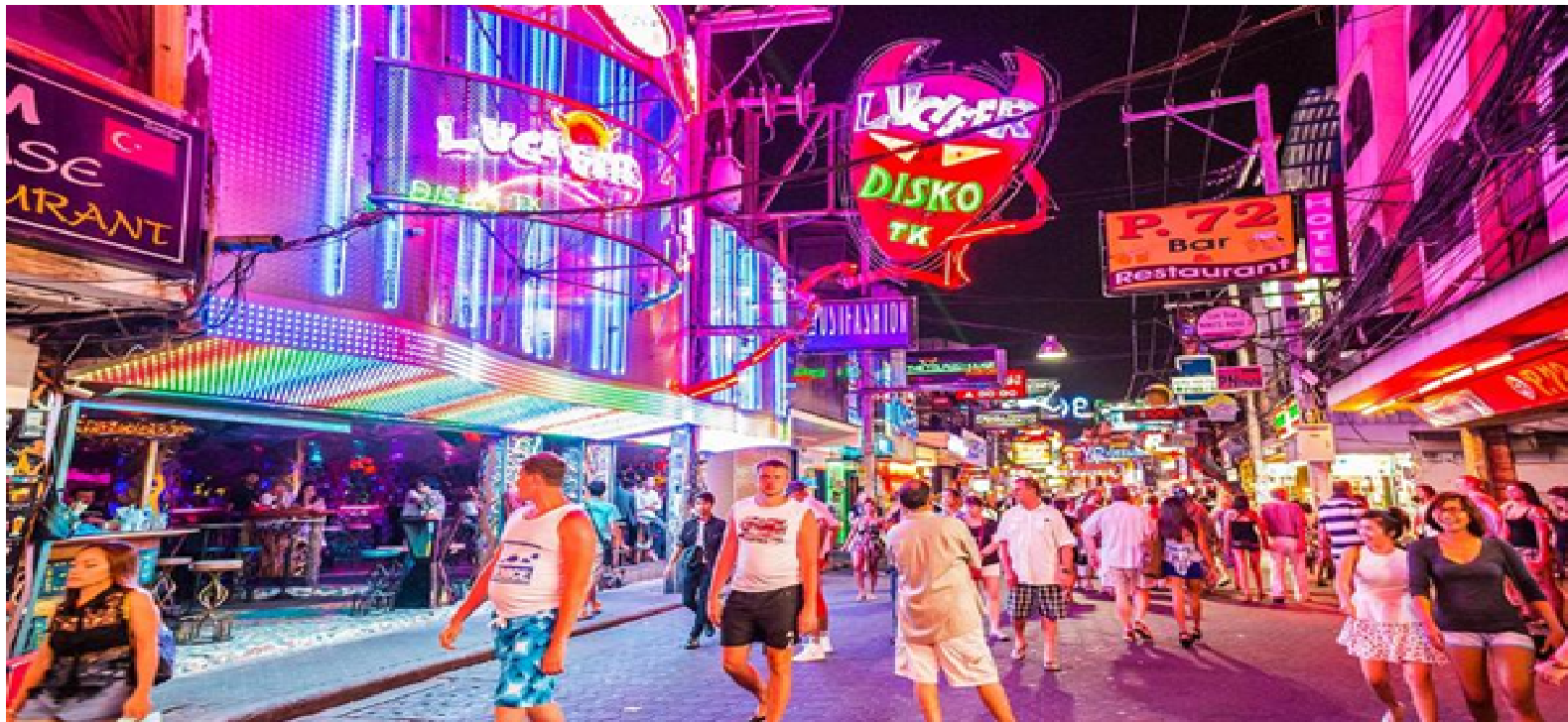 Pattaya Nightlife: Where To Go & What To Expect