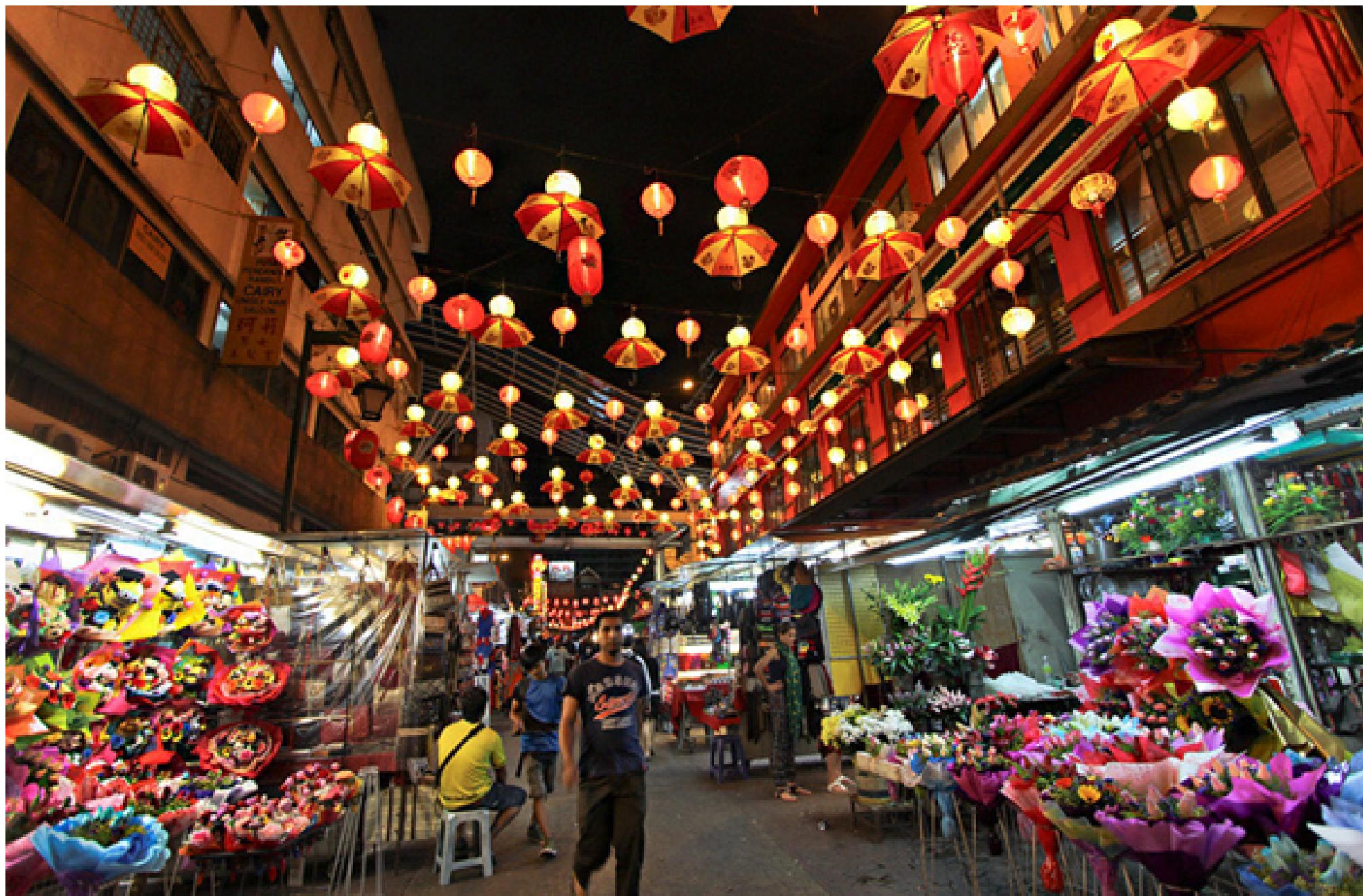 KL China Town