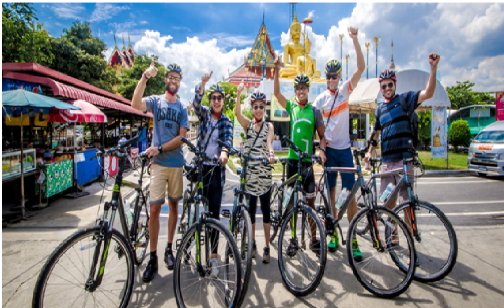 Cycling Tour in Thailand