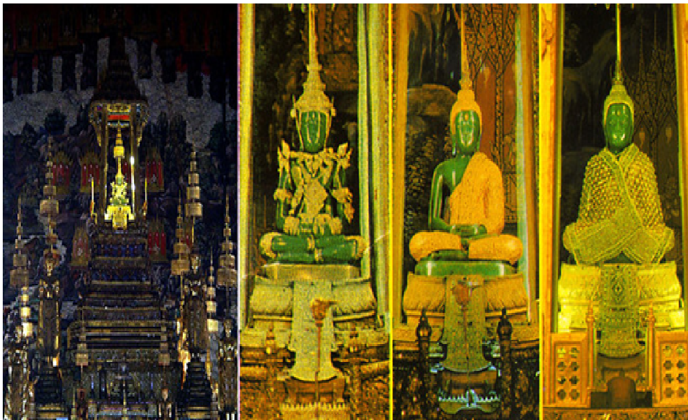 Temple of Emerald Buddha and the Grand Palace, Thailand