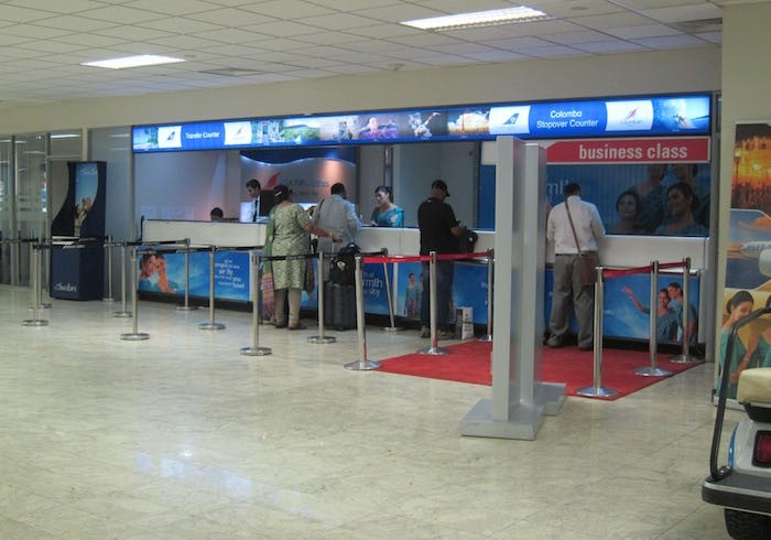 Check-in Time for SriLankan Airlines International Flight