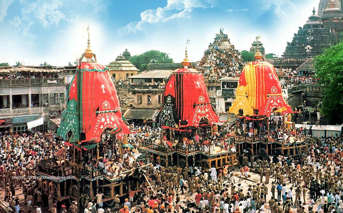 Jagannath Yatra : A Divine Journey