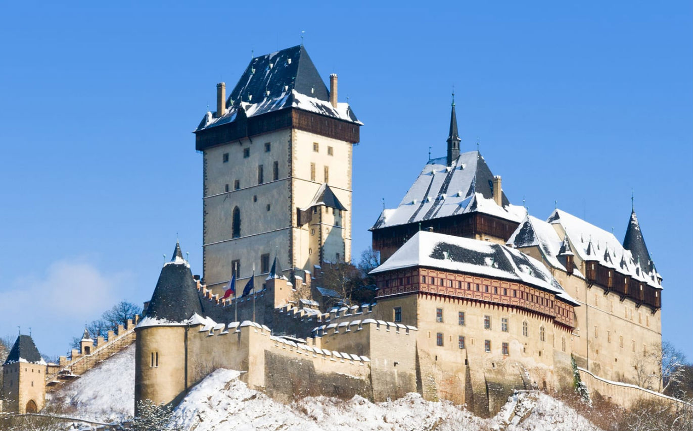 The Czech Republic: The Castle Capital of The World