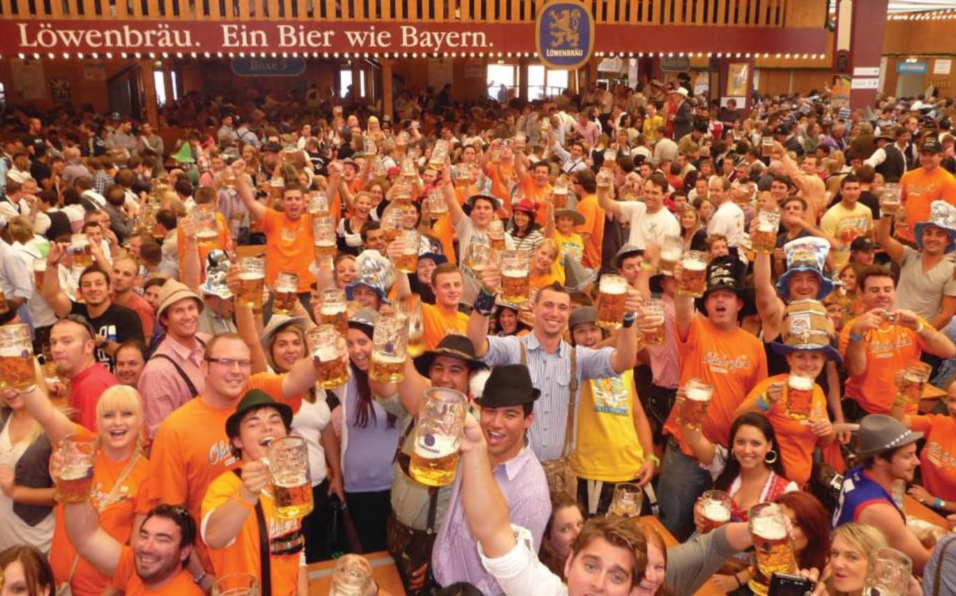 Prost! Its Oktoberfest!