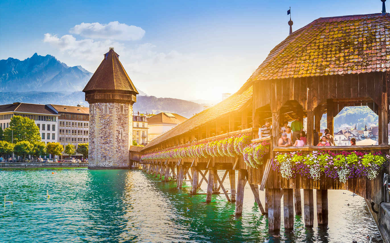 8 Breathtakingly Beautiful Places To Visit In Switzerland