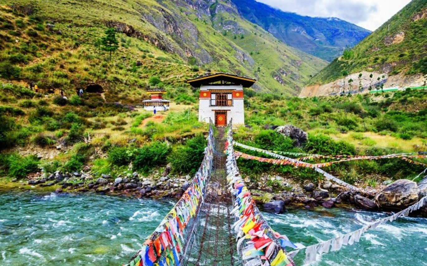 All About Bhutan - A Travel Guide To The Happiest Country In The World