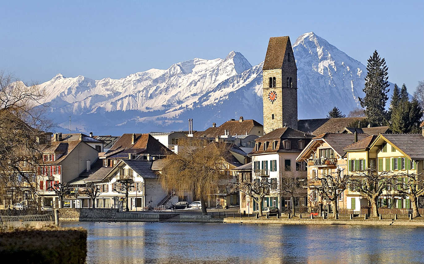 Switzerland: Of Snow-Capped Marvels and Chocolates
