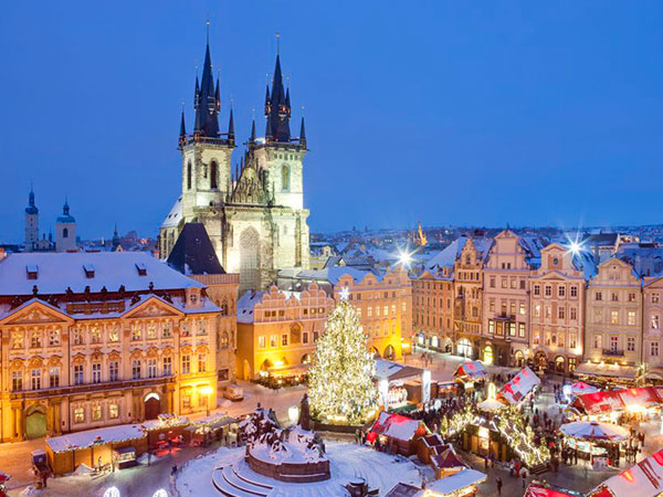 The World's Top 15 Christmas Holiday Destinations
