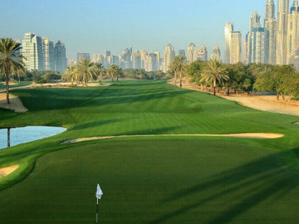 Golf at Faldo Golf Club