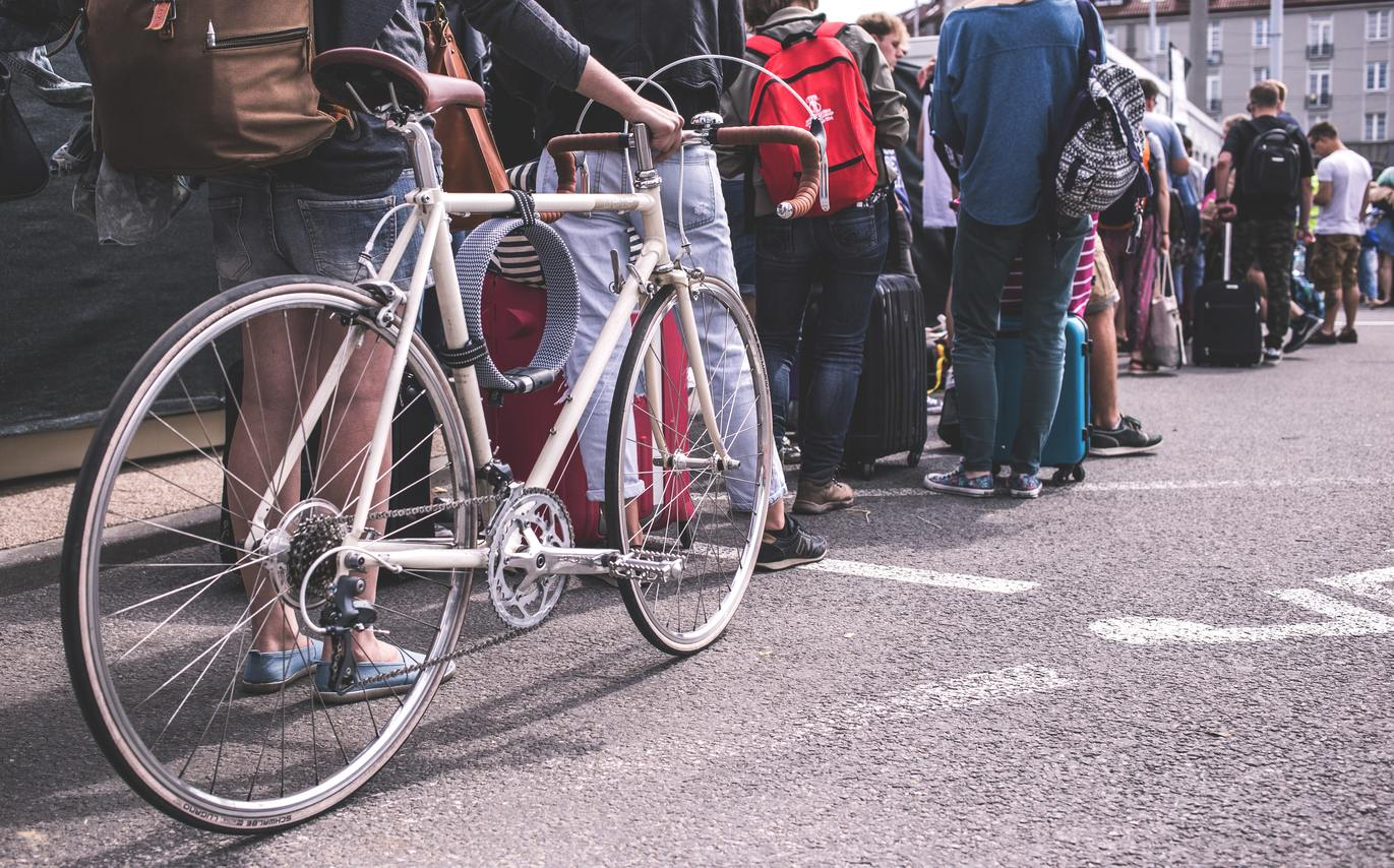A Queue in London | London travel tips