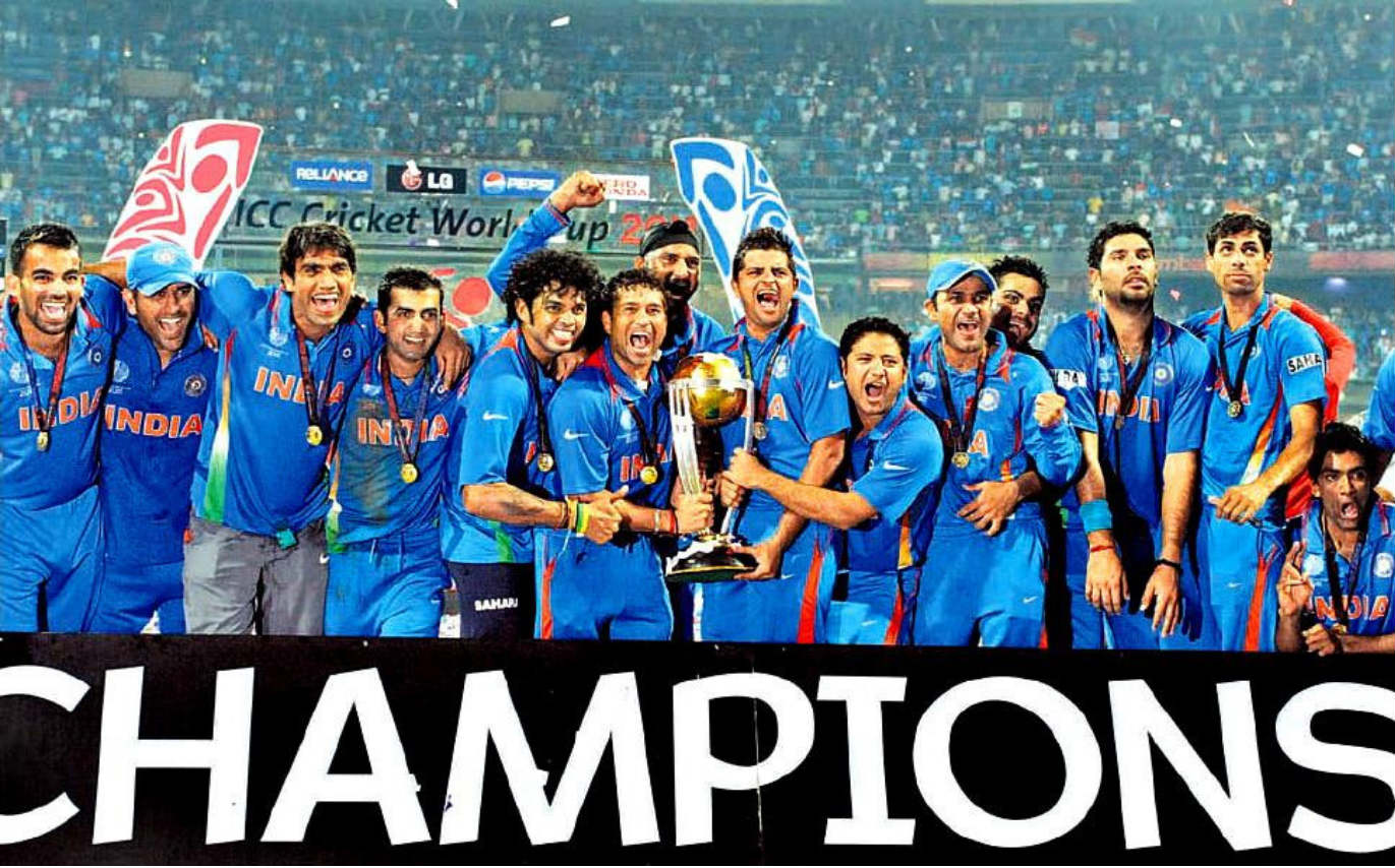 Iconic Moments of the Indian Cricket Team