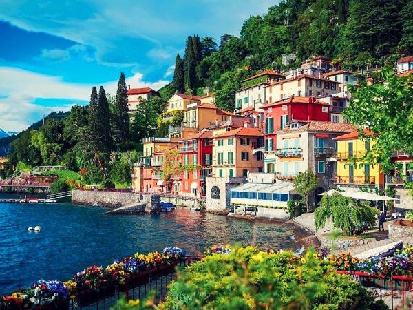 DeepVeer's Italian Wedding at Lake Como