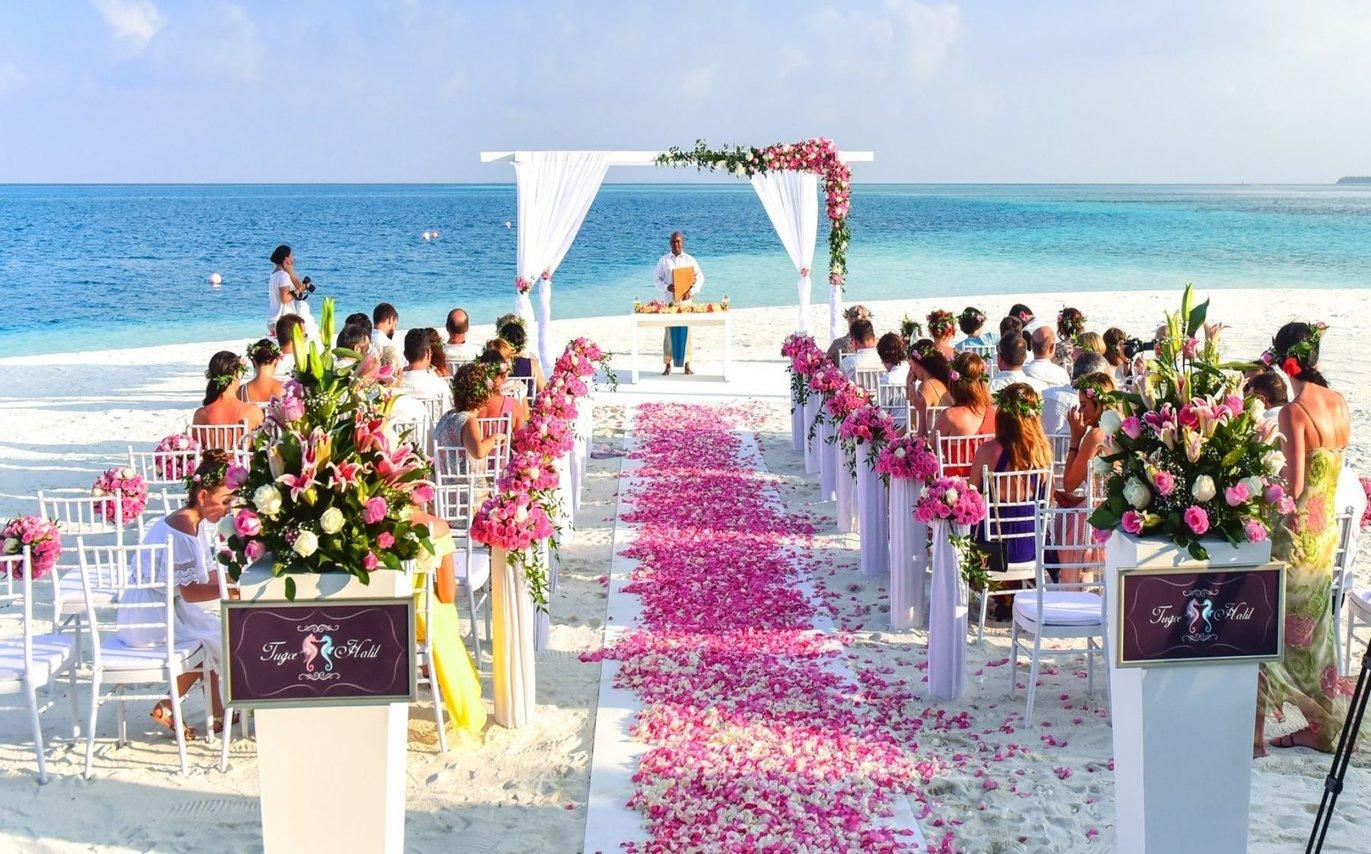 10 of the World's Most Romantic Wedding Destinations