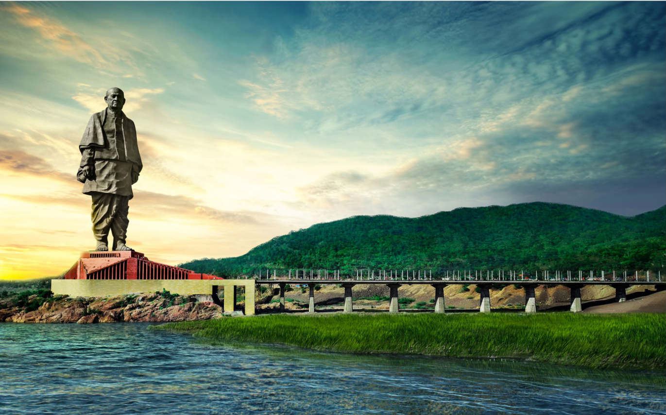 Know The Amazing Facts About 'Statue of Unity'