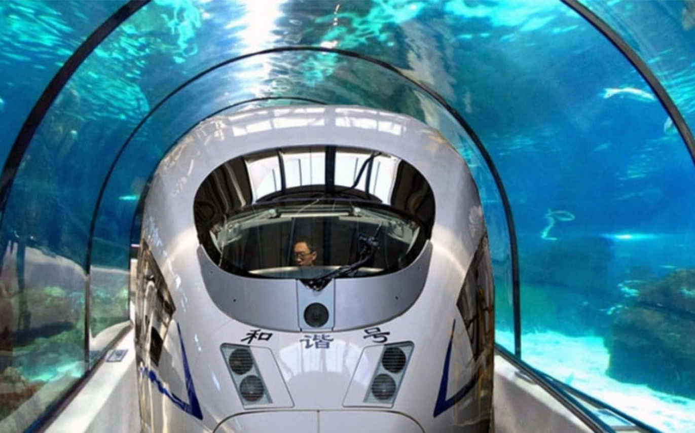 Get Ready to Enjoy A High-Speed Underwater Ride From Mumbai to UAE