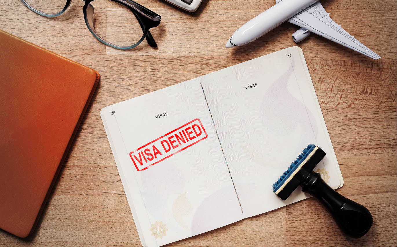 Common Reasons For Your Visa Rejection