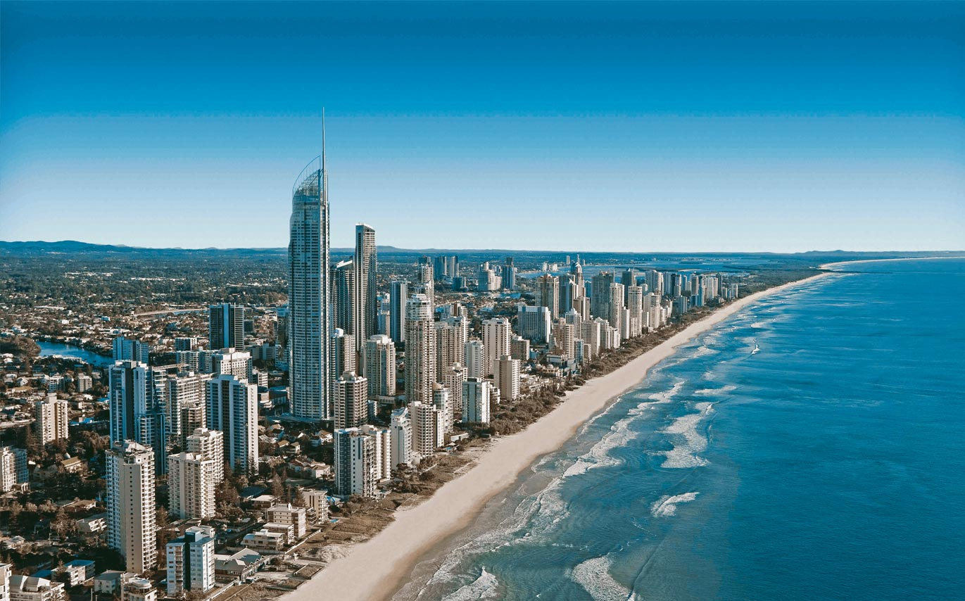 The Gold Coast offers fun for the whole family