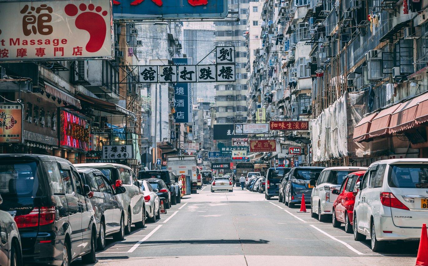 Hong Kong Pre-Arrival Registration for Indian Nationals