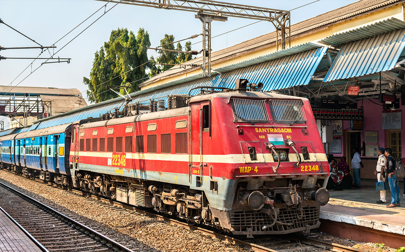 How to book a Railway Ticket in India