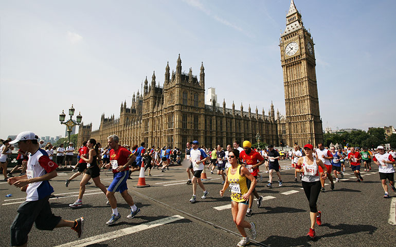 London Marathon, United Kingdom