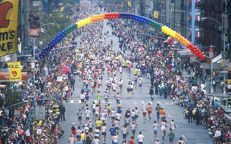 New York City Marathon, USA