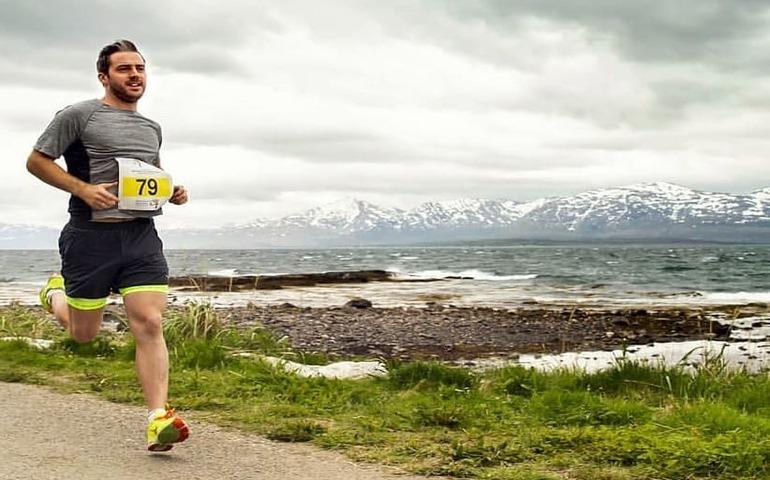 Midnight Sun Marathon, Norway