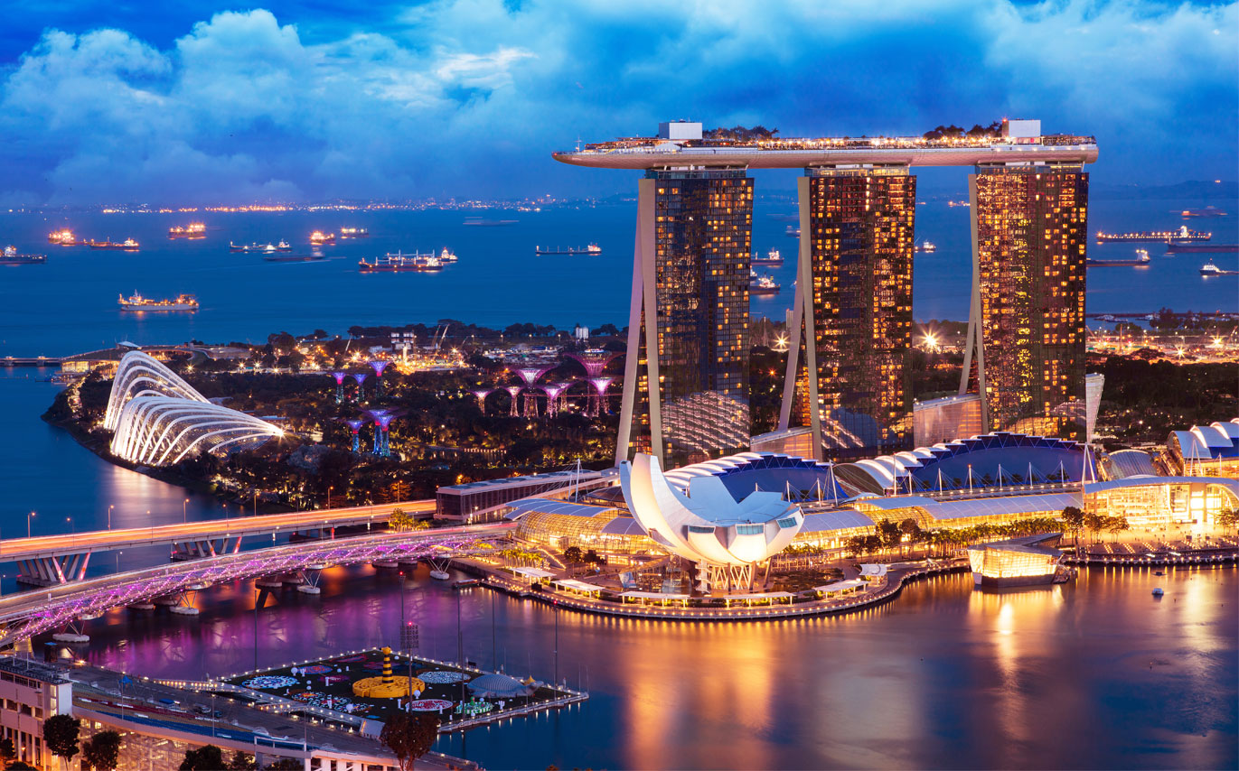 Top 6 Tourist Attractions in Singapore
