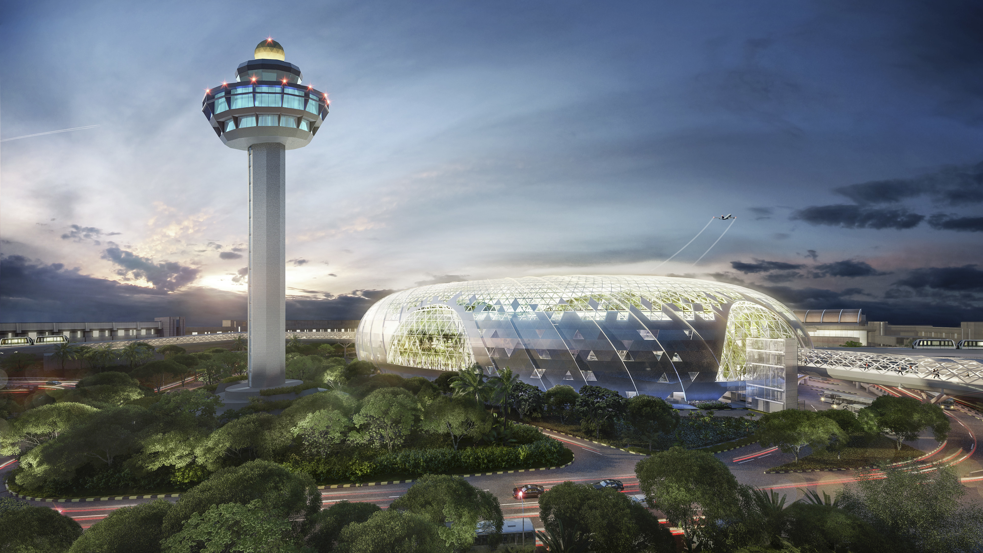 Jewel Changi Airport: More than an Airport
