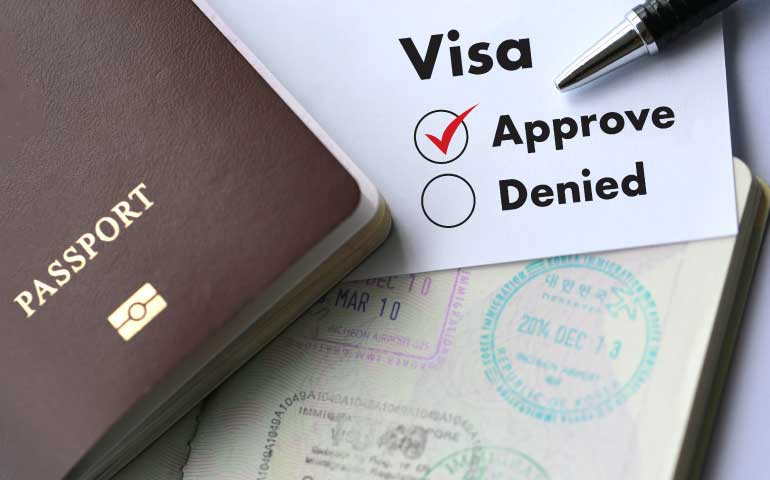 12 Mistakes that can get your Visa Rejected
