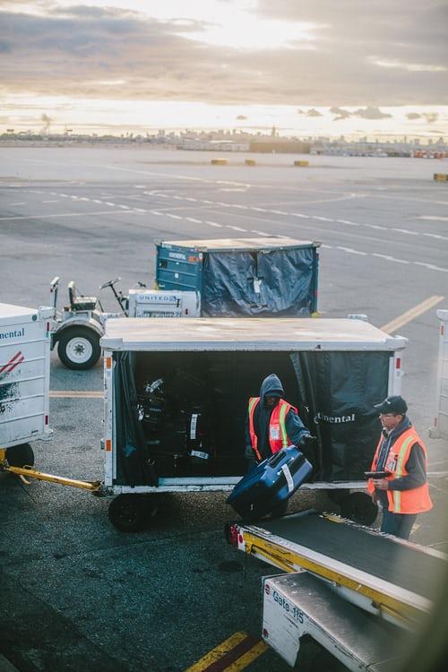 Baggage Terms