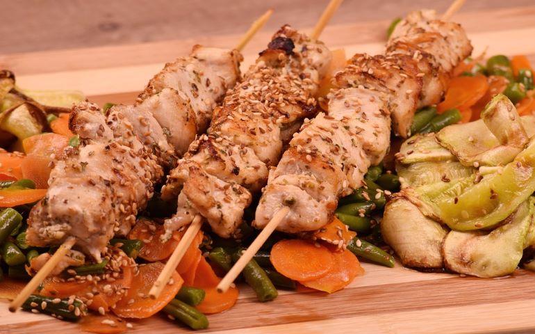 Tandoori kebab
