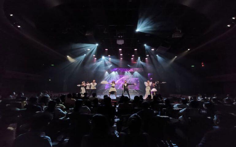 Gala night performance