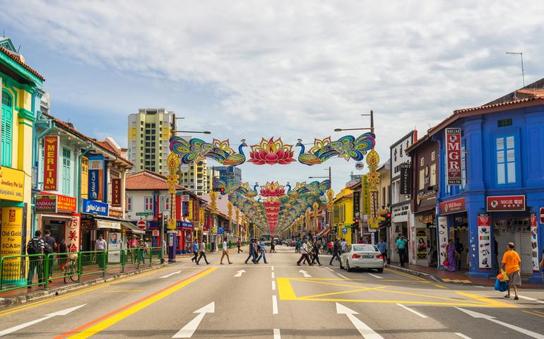 Singapore Ethnic Quarters