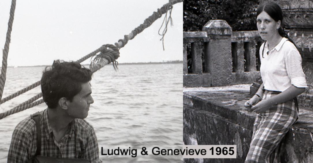 Ludwig and Geneviève, Year 1965