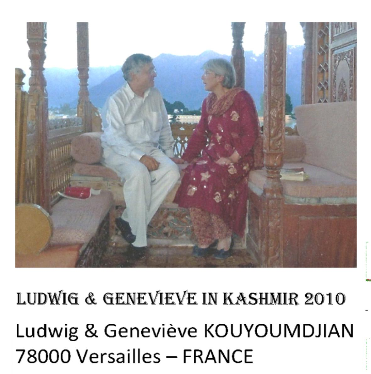Ludwig and Geneviève, Year 2010