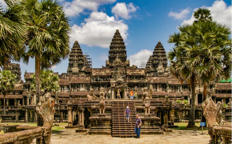 Angkor Wat, Combodia
