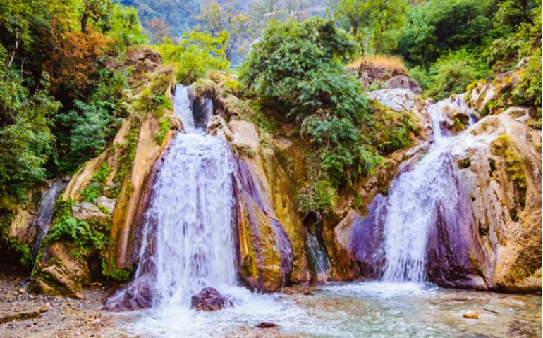 Mussoorie Kempty Falls