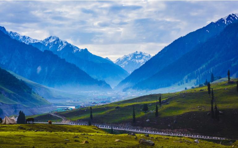 Sonamarg, Jammu and Kashmir