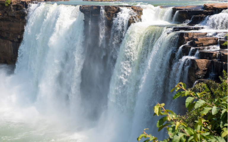The Chitrakote Falls of Chhattisgarh