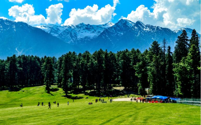 Paradise in Kashmir