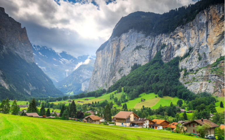 The Beauty of Switzerland