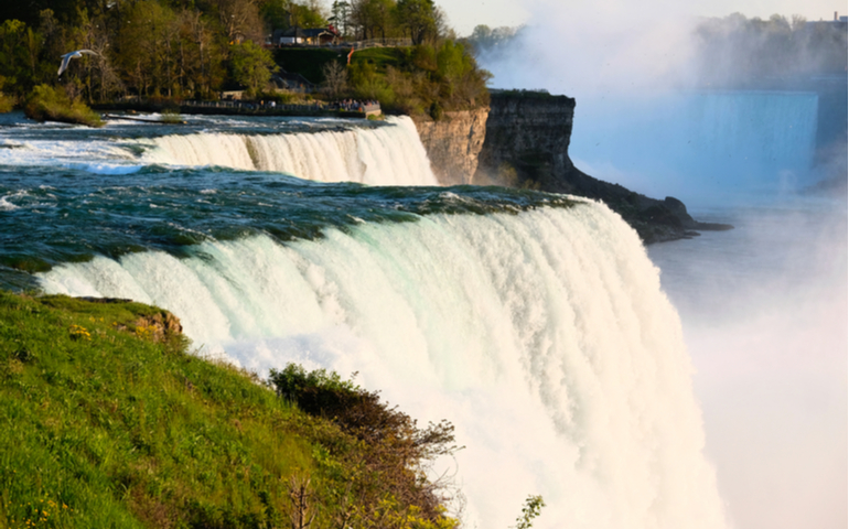 The Niagara Falls of Ontario