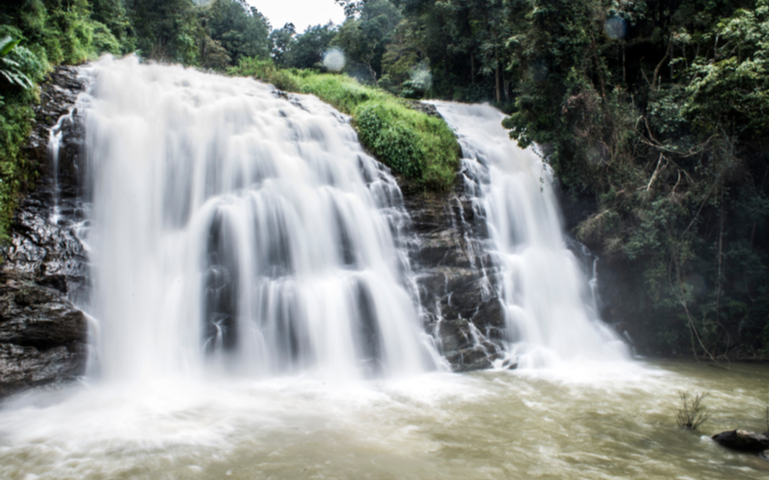 Abbey Waterfalls, Madikeri, Coorg